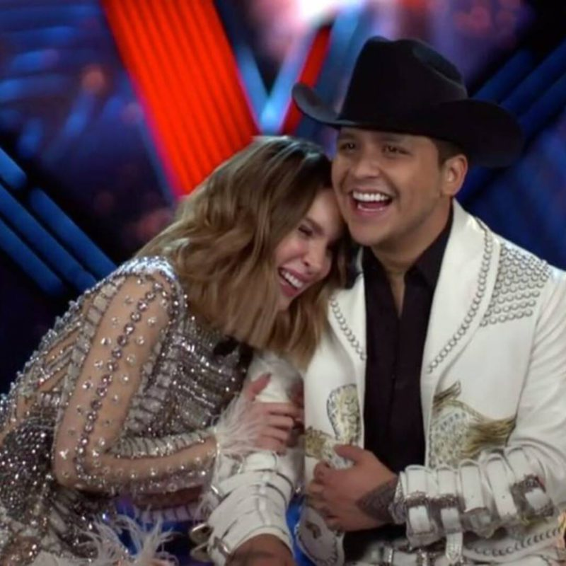 They claim that Christian Nodal would have paid Belinda's ex-partners to remove their tattoos