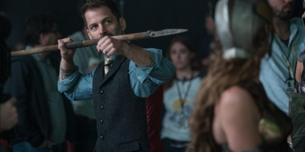 They don't give up: Zack Snyder fans interrupted an HBO live to ask for the SnyderVerse