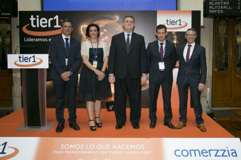 Tier1 enters Portugal through the acquisition of 51% of CPI Retail