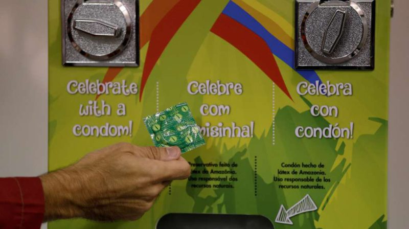 Tokyo 2020 will distribute condoms to athletes, but ask them not to use them during the Olympics
