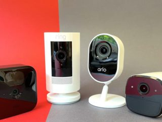Top 5: Smart outdoor surveillance camera with WiFi & battery