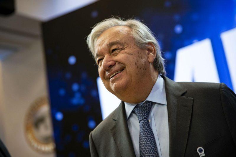 UN confirms Guterres' second term as secretary-general