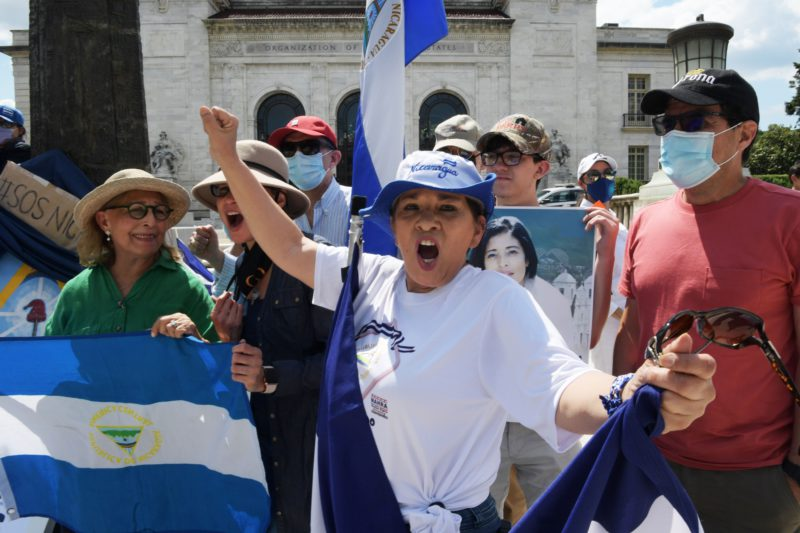 US congressmen ask to expel Nicaragua from the Free Trade Agreement with Central America