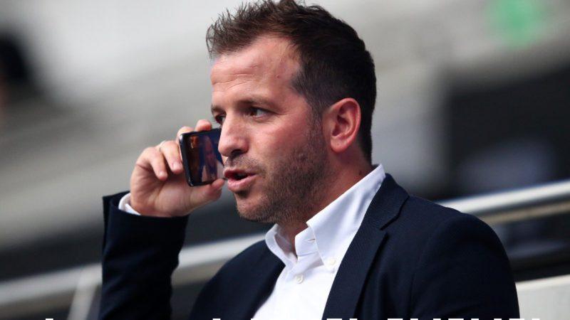 Van der Vaart does not bite his tongue after the defeat of Spain