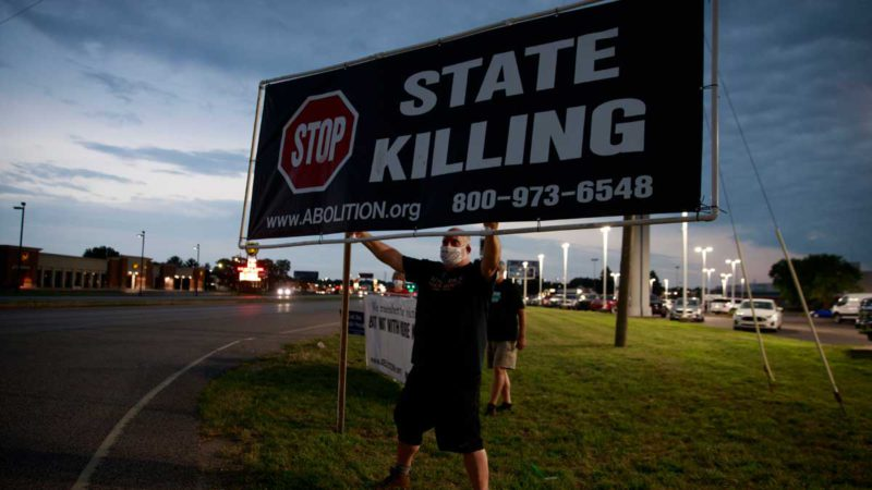 Virginia will be the first southern state to abolish the death penalty after nearly 1,400 executions in its history