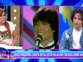 """Guillermo Dávila's son remembers when the singer called him an """"accident"""": """"It was horrible growing up with that"""""""