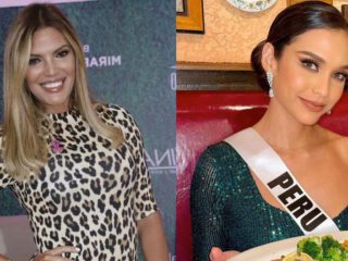 """Jessica Newton and her emotional message to Janick Maceta after Miss Universe 2021: """"I am proud"""" 
