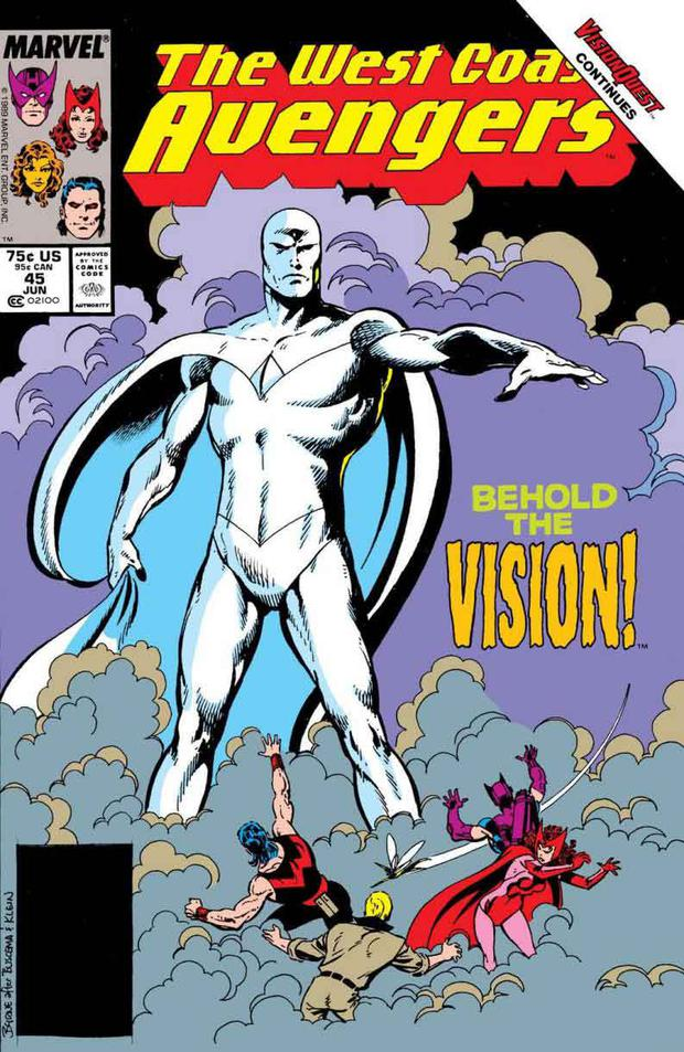 WandaVision: who is White Vision and why is it important to the MCU?  (Photo: Marvel)