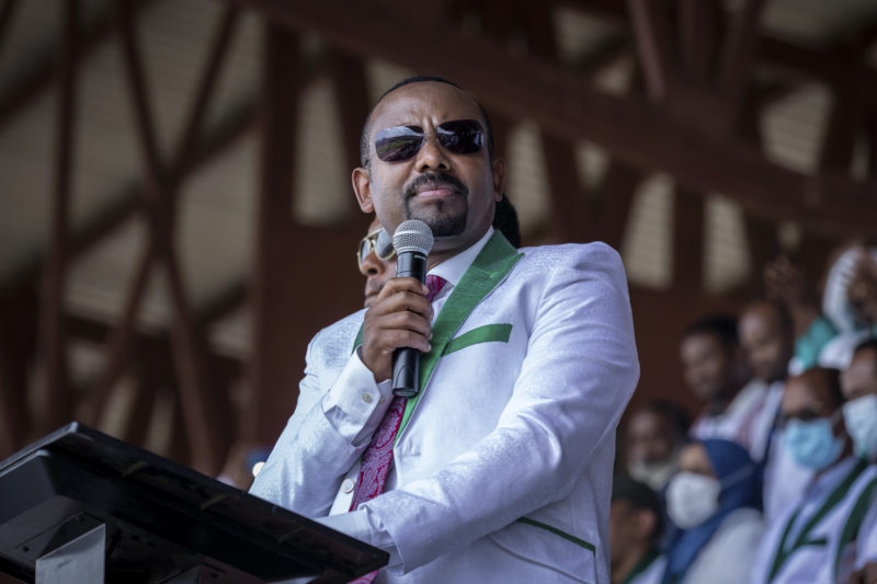 War and ethnic division cloud Ethiopia's elections