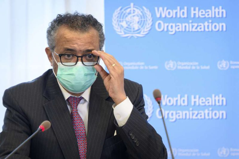"""""""We are failing"""": the director of the WHO again complained about the inequity in the distribution of vaccines"""