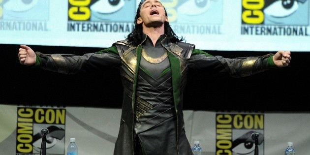 What is Tom Hiddleston's salary for Loki and his current estate?