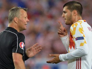 What was missing: Spain is whistled by Kuipers, the referee who led our only loss to Slovakia