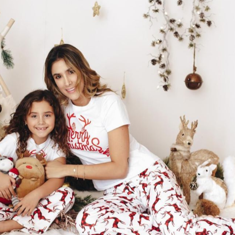 Would Daniela Ospina have more children?
