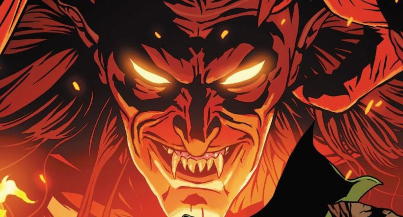 """""""Loki"""": Will Mephisto appear in this new series of phase 4 of the MCU?"""