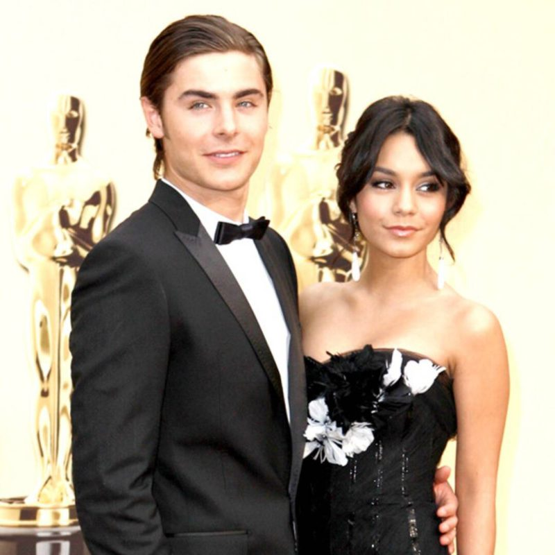 Zac Efron, Vanessa Hudgens and other famous exes who walked the Oscars red carpet together