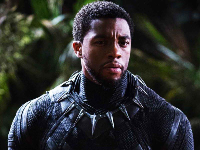 Así es como Marvel quiere que Chadwick Boseman aparezca en Black Panther 2