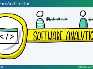 software-architektur.tv: Markus Harrer on software analytics