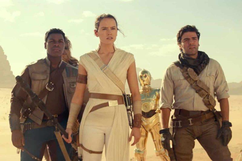 Una estrella de Star Wars abandona una filmación sin avisarle a nadie