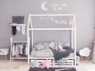 10 tips to decorate a child's room in an ecological way