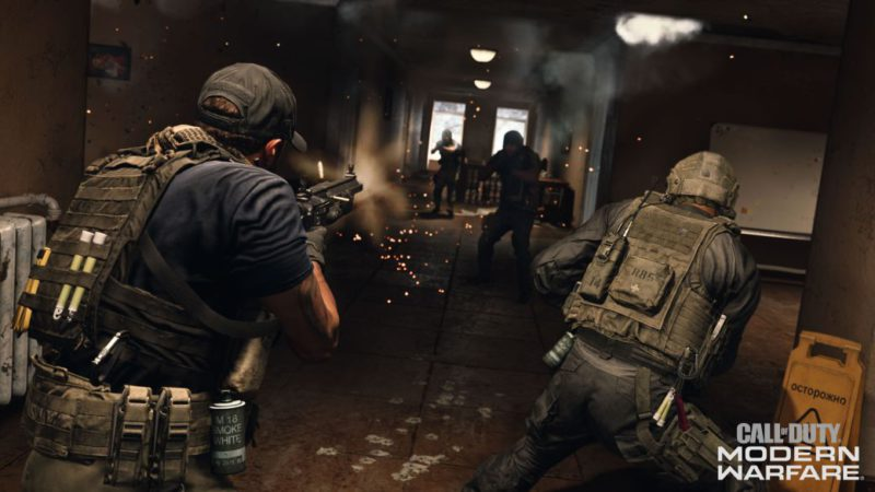 Call of Duty: Modern Warfare returns the two secret maps to rotation