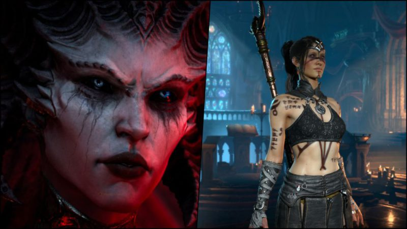 Diablo IV shares details on character customization