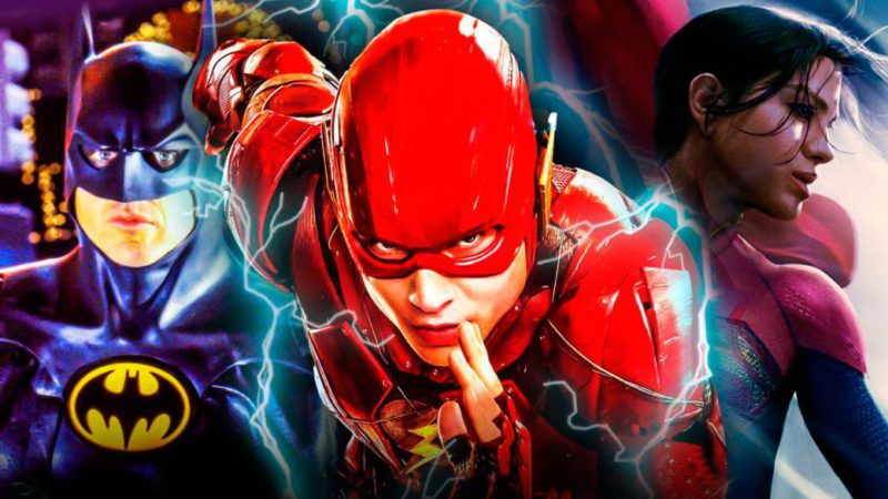 The Flash: Leaked Making of Video with New Concept Art and Story Details