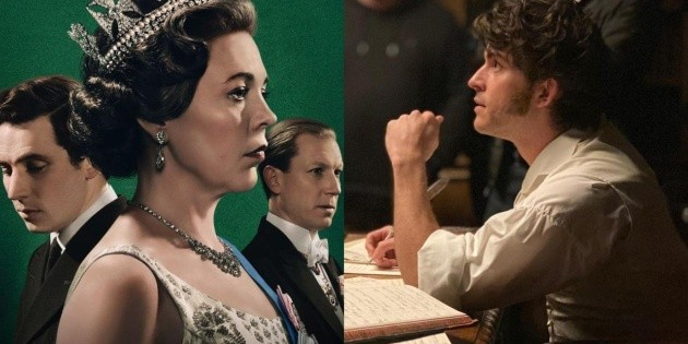 Bridgerton and the Crown face off: Netflix between a rock and a hard place