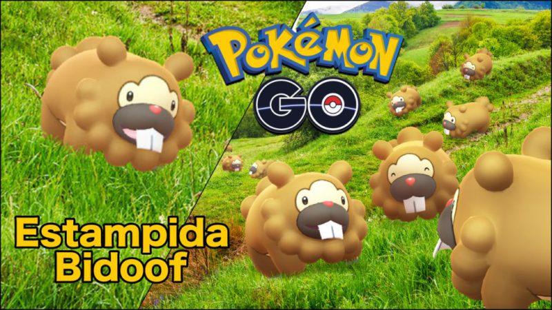 Pokémon GO - Bidoof Stampede Event |  All missions and rewards