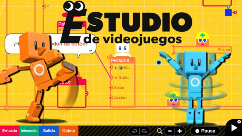 Nintendo and EVAD will use Video Game Studio to encourage game creation