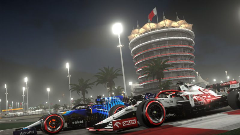 F1 2021 unveils first official stats: Gasly, Raikkonen, Russell and more