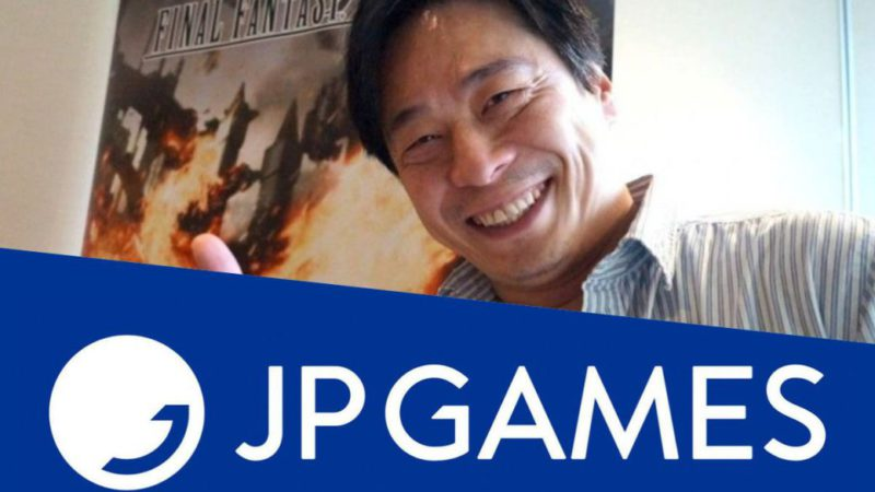 """The director of Final Fantasy XV works on two games with """"big enterprises"""""""