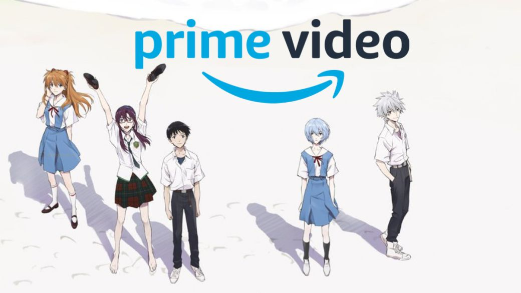 Evangelion: 3.0 + 1.01 Thrice Upon a Time confirms its release date on Amazon Prime Video