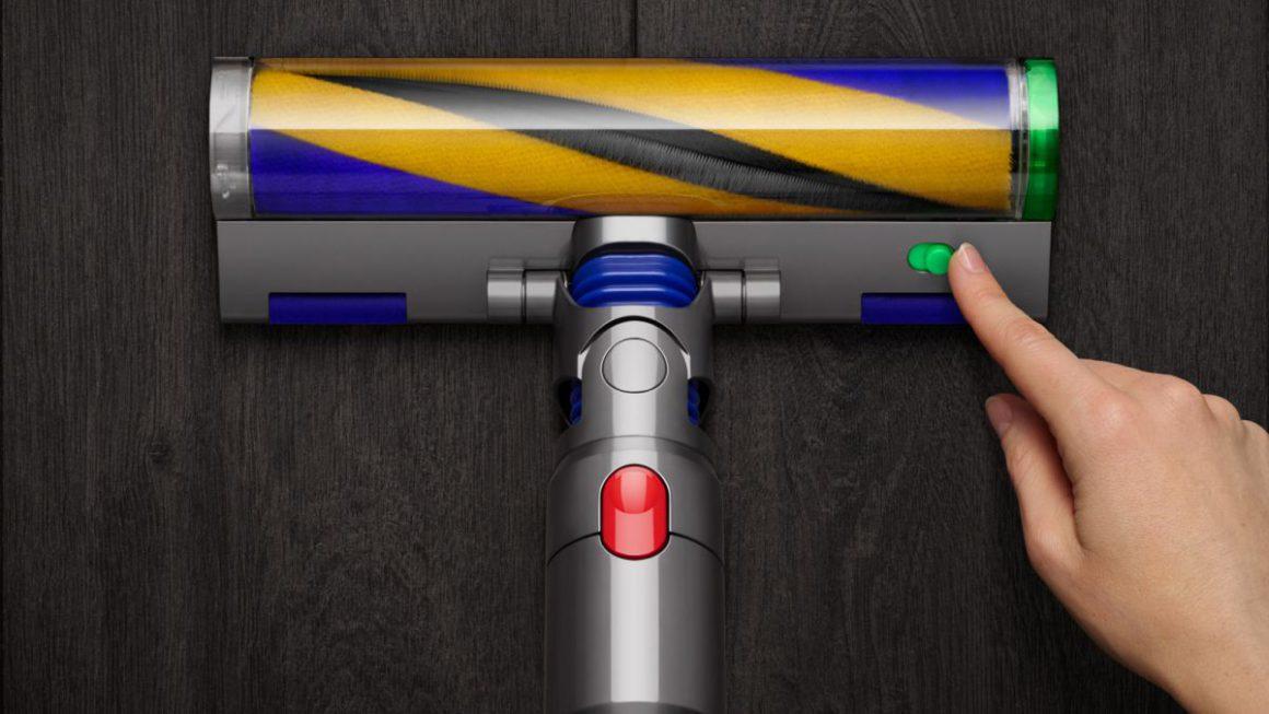 Detección láser para limpiar el polvo: La nueva aspiradora Dyson V15 Detect
