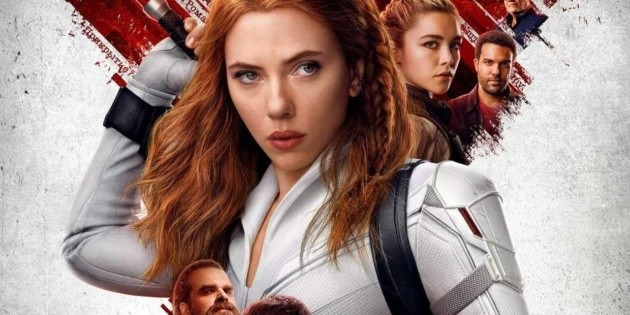 Does Black Widow arrive with a new name in Argentina?