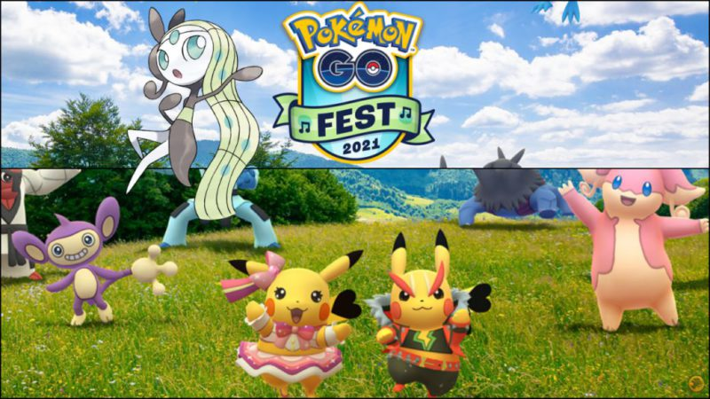 Pokémon GO Fest 2021 will have a face-to-face event in 22 cities;  Spain included: full list