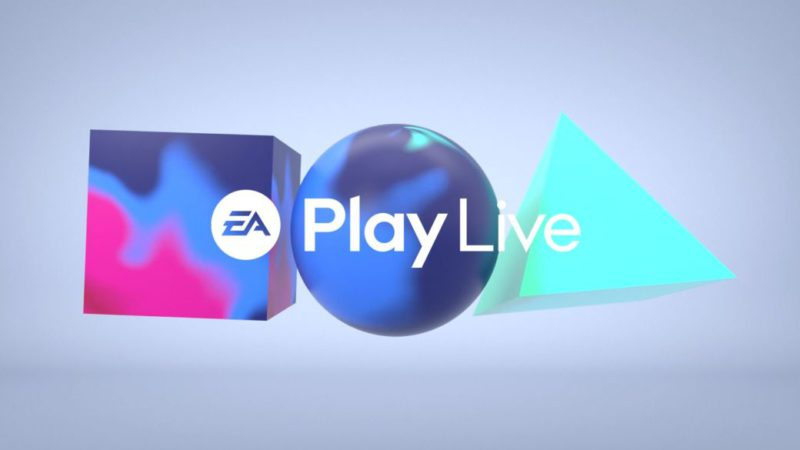 EA Play Live 2021 confirms its duration;  there will be several panels the days before