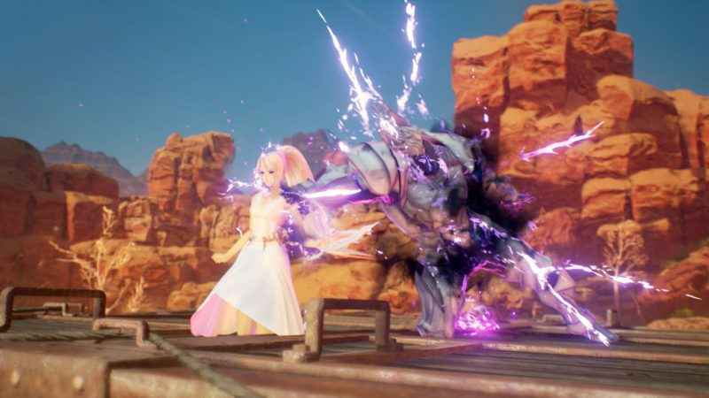 Tales of Arise details its combat system from the hand of its director