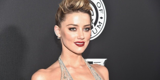 Who is the father?  Amber Heard announced that she has a daughter and introduced her to networks