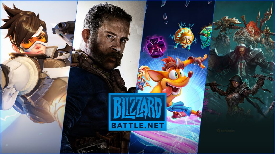 Battlenet celebrates its Summer Sale: up to 67% off PC hits