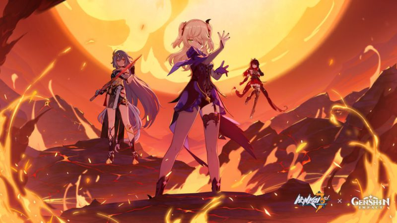 Genshin Impact x Honkai Impact 3rd event: date and details of the crossover
