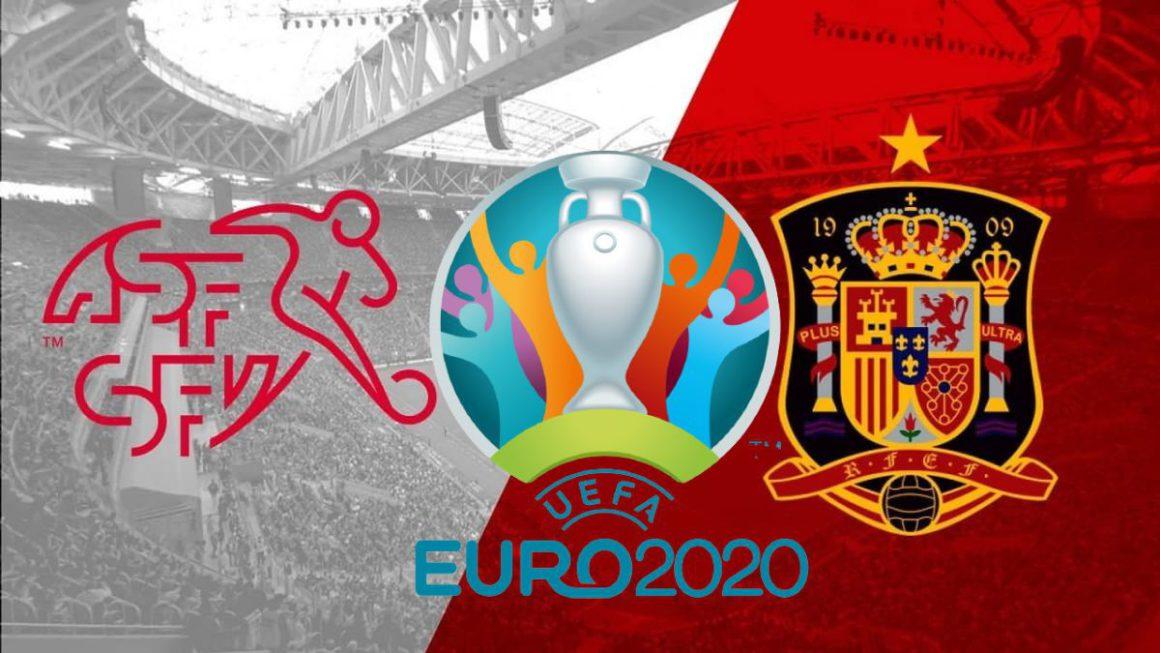 Cómo ver online Suiza - España; mejores webs y apps para Cuartos de la Eurocopa