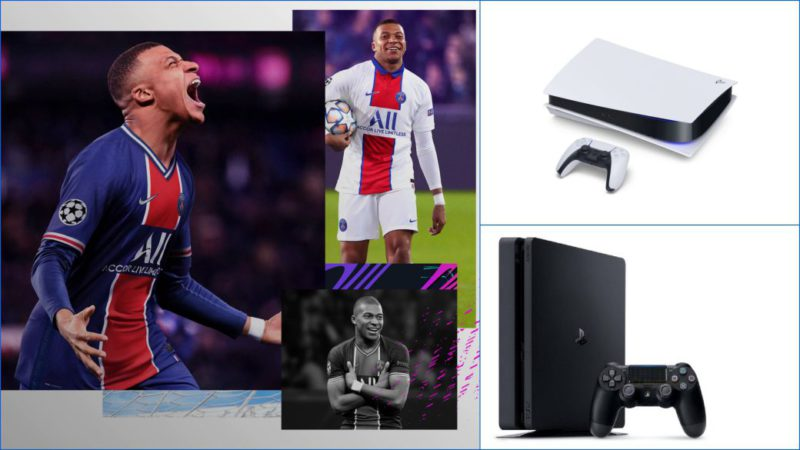 FIFA 21 for PS5 and PS4 for less than 10 euros on PS Store