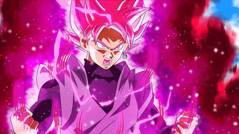 Super Dragon Ball Heroes leaves us stunned with the new transformation of Goku Black