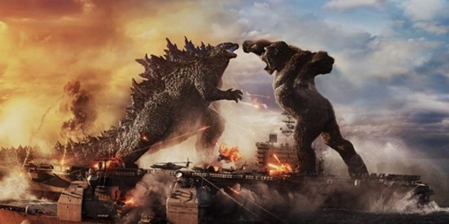 HBO Max reveals when Godzilla vs.  Kong and The Conjuring in Latin America