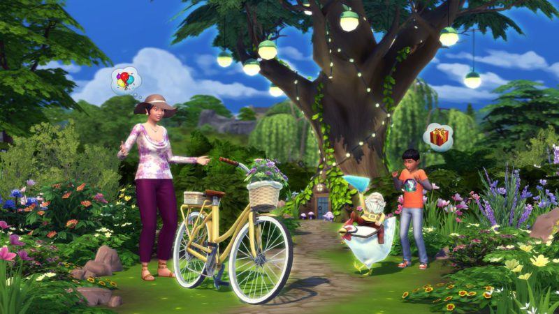The Sims 4 Introduces Village Life Expansion in New Trailer