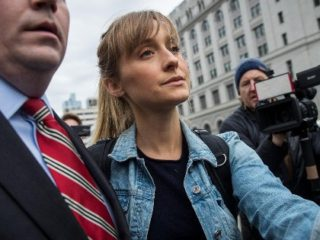 Allison Mack: How She Came To The NXIVM Sect