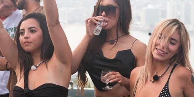 Clean slate?  Jacky is sincere and apologizes in Acapulco Shore
