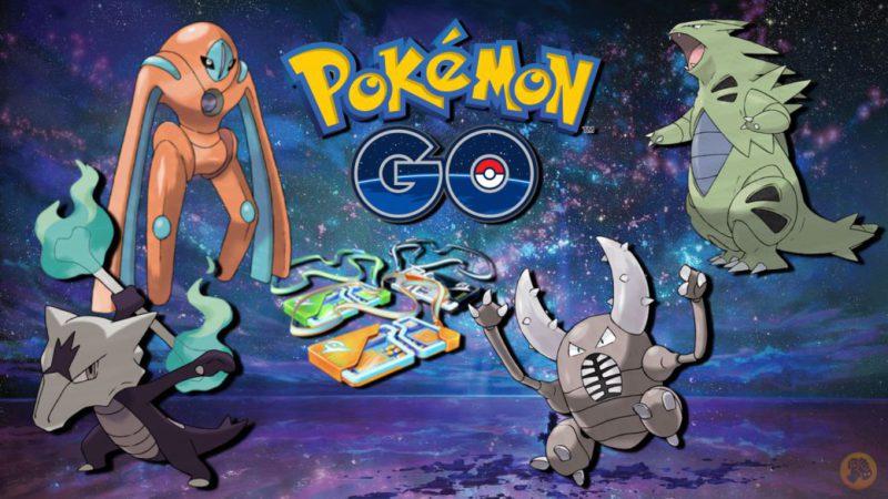 Pokémon GO: All Raid Bosses for July 2021 [Niveles 1-5 y Mega]