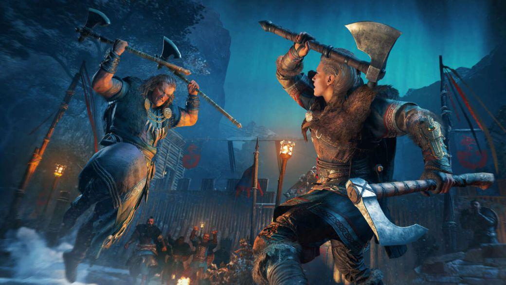 Assassin's Creed Valhalla, GTA V and more, in Weekend Sale on PS Store
