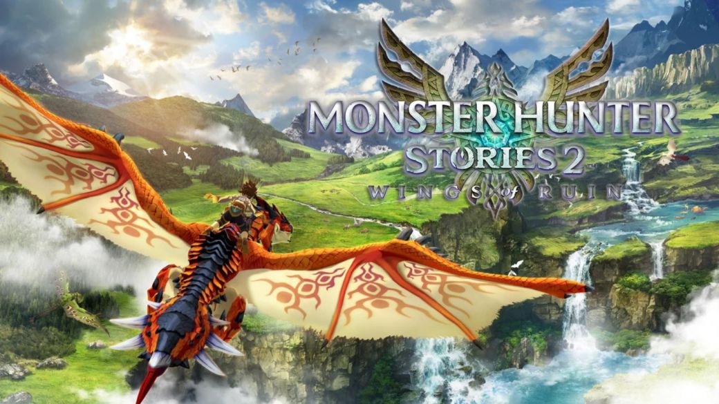 Monster Hunter Stories 2: Wings of Ruin |  Roadmap and launch trailer